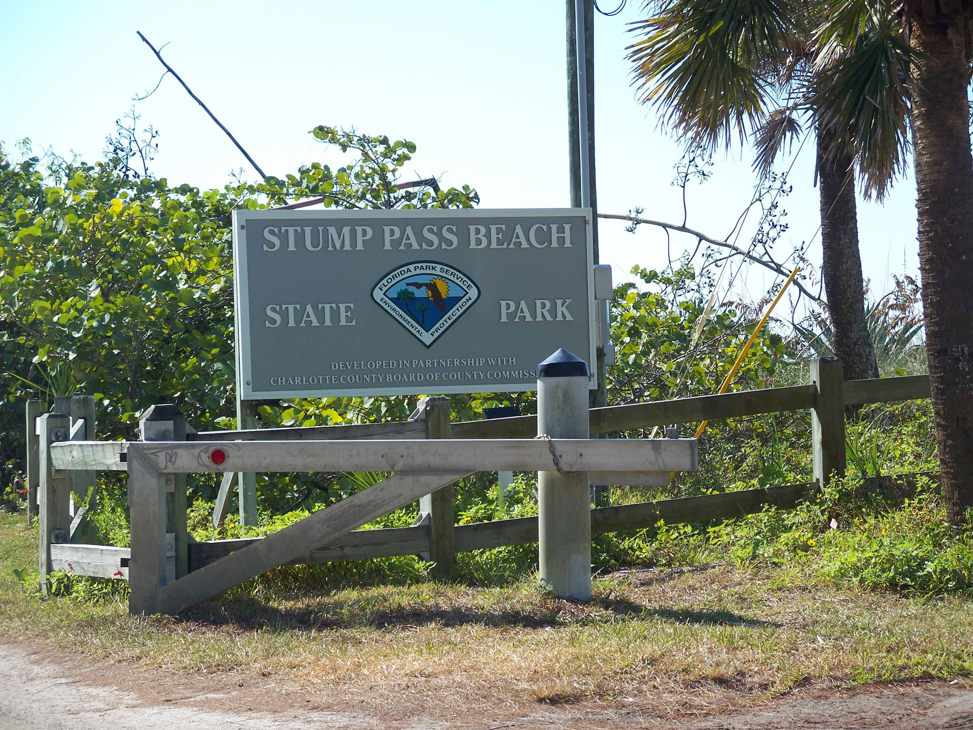 Image of: Stump Pass State Park