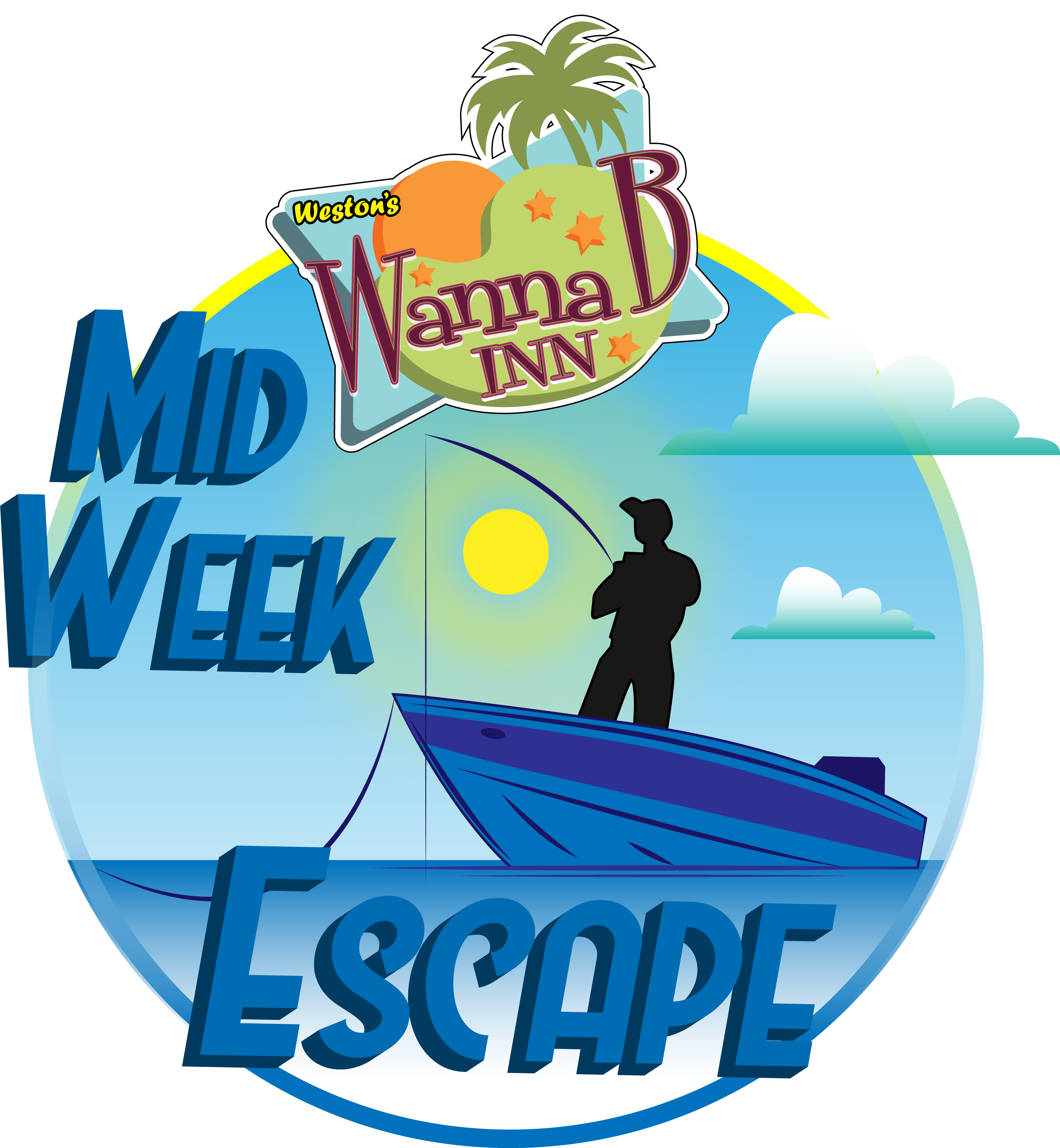 MID WEEK ESCAPE graphic