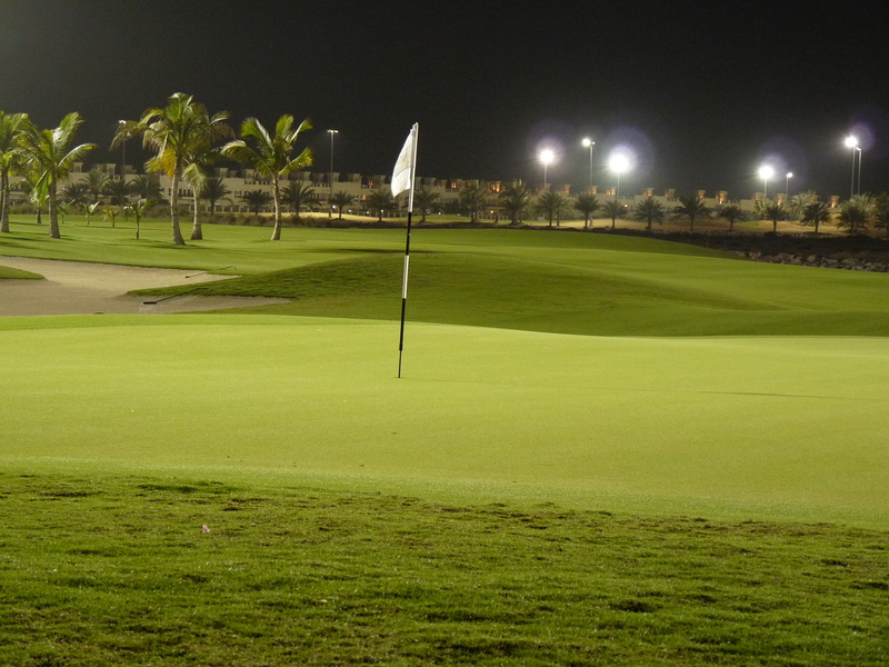 night golf