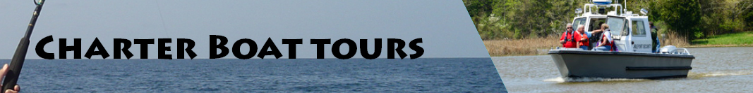 image of: Charter Boat Tours